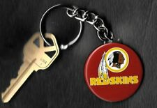 Washington Redskins Keychain NFL Key Chain