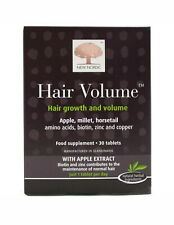 New Nordic Hair Volume Food Supplement - 30 Tablets New Long Expiry Date