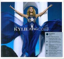 KYLIE MINOGUE - Aphrodite Experience edition CD + DVD / 12TR CD 2010