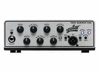 Aguilar Tone Hammer 350 Watts Superlight Bass Amplifier Head