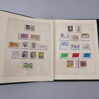 Briefmarken Album Briefmarkenalbum 1980 / 1981 Bundesrepublik Deutschland (V)