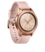 Samsung Galaxy Watch R810 rose-gold 42mm Smartwatch Fitness tracker