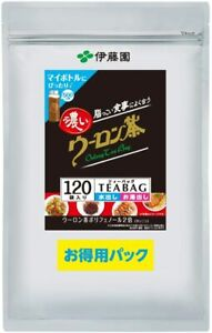 ITOEN ITO EN Oolong Tea Tea Bag 4.0g × 120 P Japan import NEW