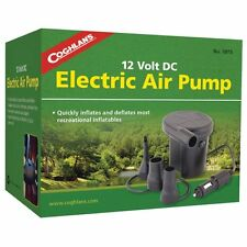 Coghlans 12V DC Electric Air Pump New in Box