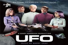 Barry Gray - UFO - Original TV Soundtrack CD ALBUM NEW (12TH SEPT)