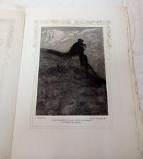 Daudet l'Arlésienne illustrations Lesueur / Guillonnet  Tirage à 278 Ex.