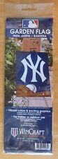 "3 MLB New York Yankees NY 100% Polyester WinCraft Small Garden Flag 11"" x 15"""