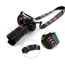 Camera Shoulder Neck Strap Belt For SLR/DSLR Nikon Canon Sony Accessories