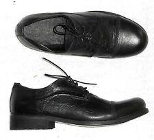 BY KOAH chaussures classiques cuir noir P 44 TBE