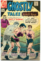 GHOSTLY TALES #65, VG+, Boxing, Horror, 1966 1968, more Charlton in store