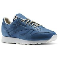REEBOK CLASSICS ECO CLASSIC LEATHER TRAINERS MEN'S SNEAKERS SHOES RETRO VINTAGE