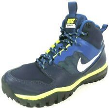 Nike Dual Fusion Hills MID (GS) Boys Shoes 685621 001/400 Hiking Leather Boot