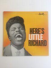Here's Little Richard LP SP-2100