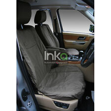 Range Rover Sport L320 Front Inka Tailored Waterproof Seat Covers Black 09 - 13
