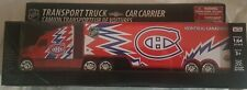 NHL Hockey Montreal Canadiens HABS Diecast 1:64 Scale Transport Truck Brand New