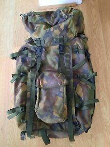 British Army DPM PLCE Infantry Bergen Rucksack