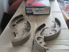 FIAT 126 (AIR COOLED ENGINE) 72-76 BRAKE SHOE SET
