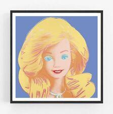 Andy Warhol Barbie Portarait of Billyboy Giclee Print, Gay Poster Pop Wall Art