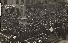 Reading. Proclamation of George V.
