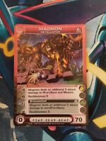 Chaotic Card - Super Rare Foil - Magmon Retalliator
