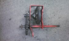 Toro Friction Disc Assy w/ Pinion & Sprocket from 724 Snow Blower Model 38050