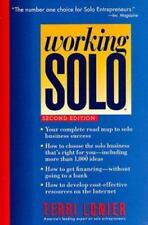 Working Solo: The Real Guide to Freedom & Financial Success with Your Own