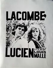 LOUIS MALLE - LACOMBE, LUCIEN - MOVIE PRESS KIT - (6) B&W PUBLICITY STILLS