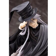 Black Butler Kuroshitsuji Black Book of Circus Undertaker PVC Figure No Box 25cm