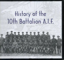 Genealogy-History of the 10th Battalion AIF Military WW1