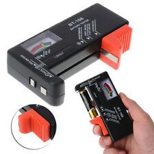 Digital LCD Battery Capacity Tester Volt Checker For 9V 1.5V AA AAA Cell BT-168D
