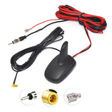Dab Dab+ Fm/Am Smb Aerial Amplified Roof Mount Antenna Car Digital Radio Active