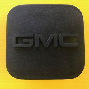 """2"""" GMC Trailer Hitch Receiver Cover Plug"""
