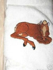 HORSE HAND TOWEL & FACE WASHER SET - NEW