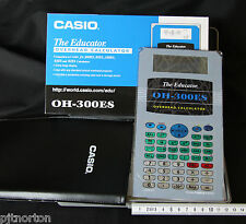 Casio OH-300ES Educator Large Overhead Projector vintage Calculator new boxed