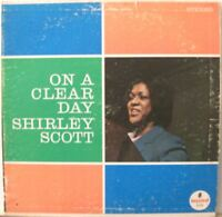Shirley Scott/On A Clear Day/ABC Impulse/AS9109/NM/RVG