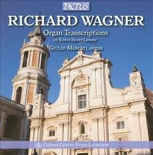 Wagner / Lemare: Organ Transcriptions, New Music