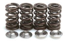 Honda 400EX 400X KibbleWhite Titanium Valve Spring Springs & Retainers Kit 99-14