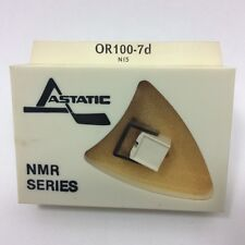ORTOFON N-15/NF-15 PHONO NEEDLE IN ASTATIC PKG OR100-7D, NOS/NIB