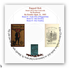 Ragged Dick by Horatio Alger, Jr. +audio