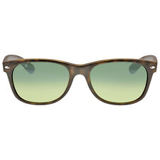 Ray-Ban New Wayfarer Havana Blue-Green 55mm Polarized Sunglasses RB2132-89476-55