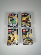 Lego Studies Lot of Four 1360,1361,1362,1363 New Box Sets: Boat,Cart,Copter,Car