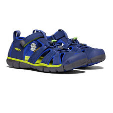 Keen Boys Seacamp II CNX Walking Shoes Sandals - Blue Sports Outdoors
