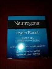Neutrogena Hydro Boost Water Gel Facial Moisturizer, 50 mL (1.7 oz)NIB
