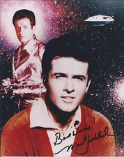 Mark Goddard Lost In Space autographed 8x10 photo with COA by CHA