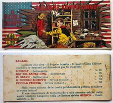 Striscia IL PICCOLO SCERIFFO IIª Serie N 66 TORELLI 1953