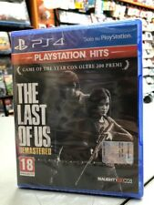 The Last Of Us Remastered Ita HITS PS4 NUOVO SIGILLATO