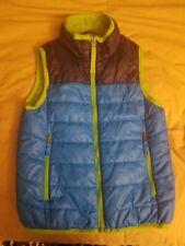 LL Bean Boys Puff-n-Stuff Vest - Size M 5-6