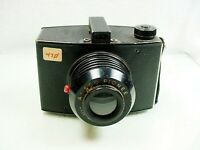 1947-53 Ansco Pioneer Art Deco Film Camera Binghamton NY | Tested | $8 | #47S |