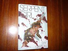 Serpent Girl Ray Garton Signed Cemetery Dance