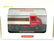 Wiking 355 52 Opel Blitz Kurzhauber Modell-Treff 2007 1/87 NEU OVP SG 1409-10-37